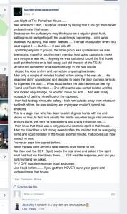 Merseyside Paranormal FB Post